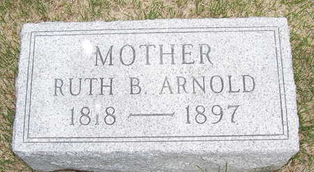 ARNOLD, RUTH B. - Adair County, Iowa | RUTH B. ARNOLD