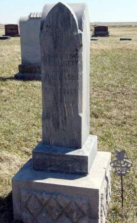 BENNETT, MARY B. - Adair County, Iowa | MARY B. BENNETT