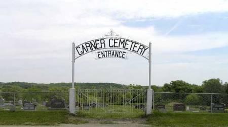 GARNER, CEMETERY - Adair County, Iowa   CEMETERY GARNER