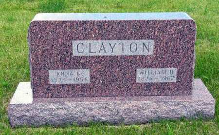 CLAYTON, ANNA M. - Adair County, Iowa | ANNA M. CLAYTON