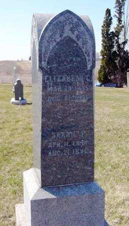 CLAYTON, ELIZABETH C. - Adair County, Iowa   ELIZABETH C. CLAYTON