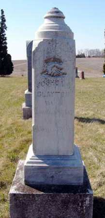 CLAYTON, JOSHUA C. - Adair County, Iowa   JOSHUA C. CLAYTON