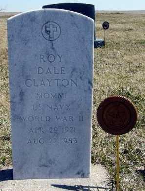 CLAYTON, ROY DALE - Adair County, Iowa | ROY DALE CLAYTON