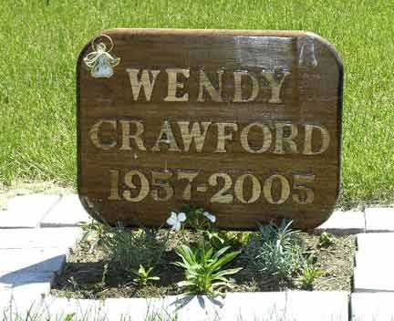 CRAWFORD, WENDY - Adair County, Iowa | WENDY CRAWFORD