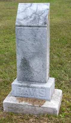DAVIS, ALICE I. - Adair County, Iowa | ALICE I. DAVIS