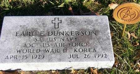 DUNKERSON, EARL E. - Adair County, Iowa | EARL E. DUNKERSON