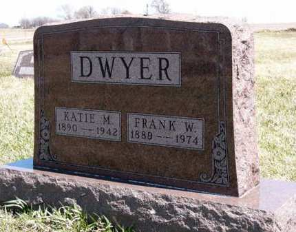 DWYER, FRANK W. - Adair County, Iowa | FRANK W. DWYER