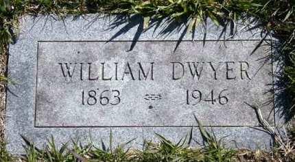 DWYER, WILLIAM - Adair County, Iowa   WILLIAM DWYER