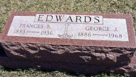EDWARDS, GEORGE J. - Adair County, Iowa | GEORGE J. EDWARDS