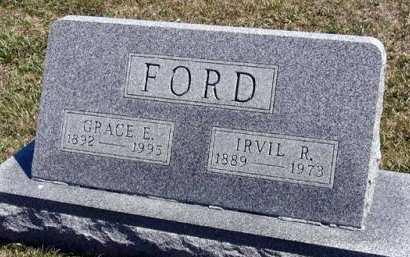 FORD, IRVIL R. - Adair County, Iowa | IRVIL R. FORD