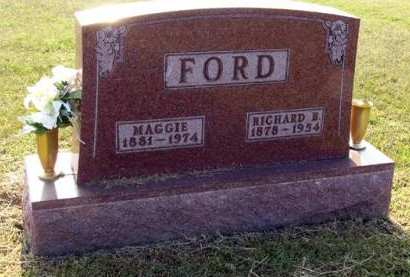 FORD, MAGGIE - Adair County, Iowa | MAGGIE FORD