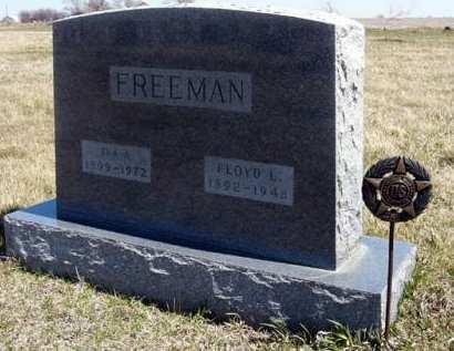 FREEMAN, FLOYD L. - Adair County, Iowa   FLOYD L. FREEMAN