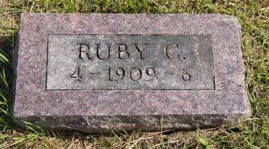 FREEMAN, RUBY C. - Adair County, Iowa | RUBY C. FREEMAN