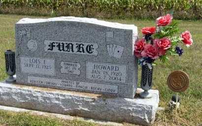 FUNKE, HOWARD - Adair County, Iowa | HOWARD FUNKE