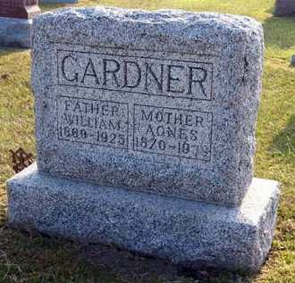 GARDNER, WILLIAM - Adair County, Iowa | WILLIAM GARDNER