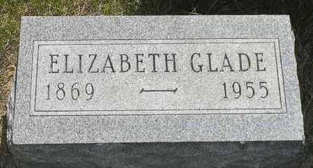 GLADE, ELIZABETH - Adair County, Iowa | ELIZABETH GLADE