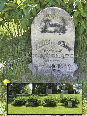 GLADE, MICHAEL - Adair County, Iowa | MICHAEL GLADE