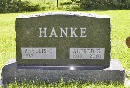 HANKE, PHYLLIS E. - Adair County, Iowa | PHYLLIS E. HANKE