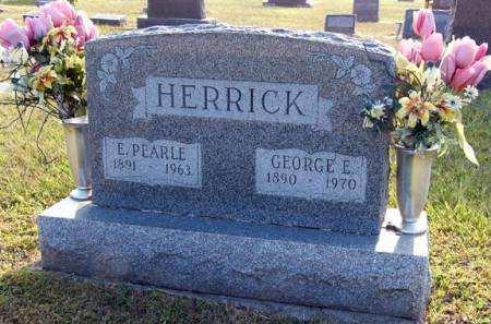 HERRICK, E. PEARLE - Adair County, Iowa | E. PEARLE HERRICK