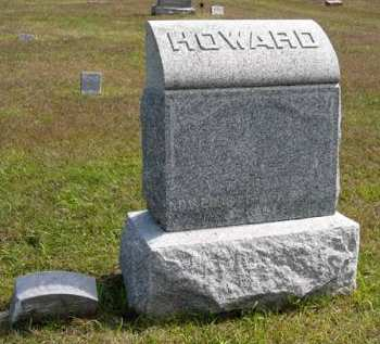 HOWARD, IDA R. - Adair County, Iowa | IDA R. HOWARD