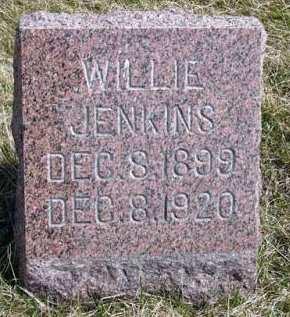 JENKINS, WILLIE - Adair County, Iowa | WILLIE JENKINS