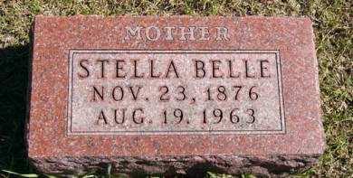 KEMBERY, STELLA BELLE - Adair County, Iowa | STELLA BELLE KEMBERY