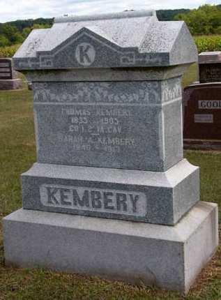 KEMBERY, THOMAS - Adair County, Iowa | THOMAS KEMBERY