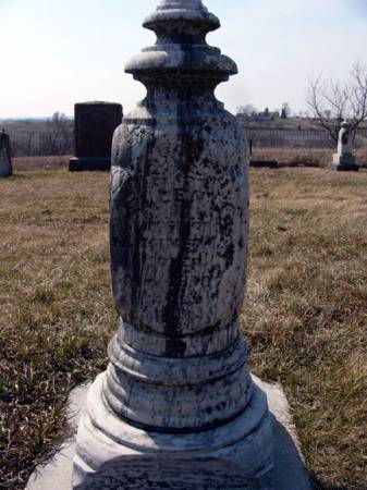 KINSMAN, ELLEN F. - Adair County, Iowa   ELLEN F. KINSMAN
