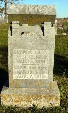LILLY, MARY - Adair County, Iowa | MARY LILLY