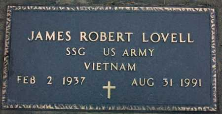 LOVELL, JAMES  ROBERT - Adair County, Iowa | JAMES  ROBERT LOVELL