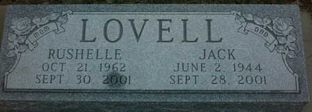 LOVELL, RUSHELLE - Adair County, Iowa | RUSHELLE LOVELL