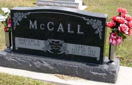 MCCALL, CARL A. - Adair County, Iowa | CARL A. MCCALL