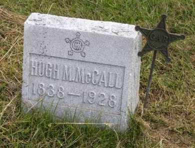MCCALL, HUGH M. - Adair County, Iowa   HUGH M. MCCALL