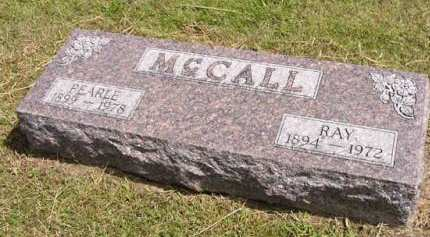 MCCALL, RAY - Adair County, Iowa | RAY MCCALL