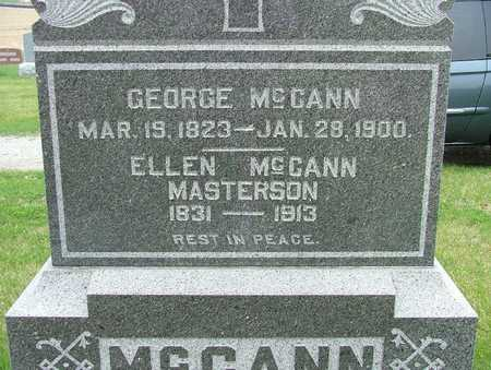 MCCANN, GEORGE - Adair County, Iowa | GEORGE MCCANN