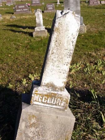 MCCLURE, HARRY S. - Adair County, Iowa   HARRY S. MCCLURE