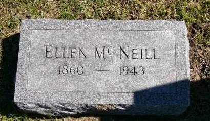 MCNEILL, ELLEN - Adair County, Iowa | ELLEN MCNEILL