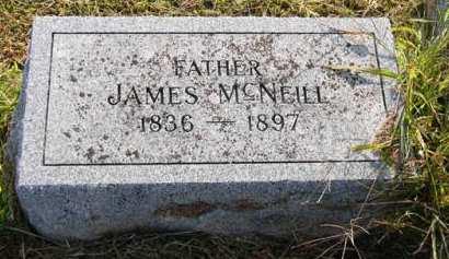 MCNEILL, JAMES - Adair County, Iowa | JAMES MCNEILL