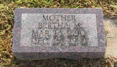 MICHAEL, BERTHA M. - Adair County, Iowa | BERTHA M. MICHAEL