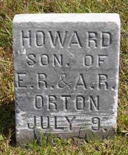 ORTON, HOWARD - Adair County, Iowa | HOWARD ORTON