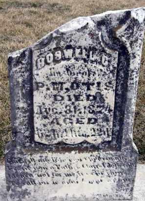 OTIS, BOSWELL C. - Adair County, Iowa   BOSWELL C. OTIS