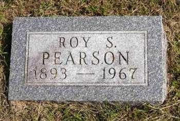 PEARSON, ROY S. - Adair County, Iowa | ROY S. PEARSON