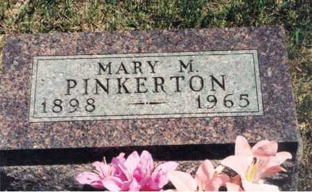 PINKERTON, MARY M. - Adair County, Iowa | MARY M. PINKERTON