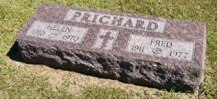 PRICHARD, HELEN - Adair County, Iowa | HELEN PRICHARD