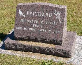 PRICHARD, HILDRETH V. - Adair County, Iowa | HILDRETH V. PRICHARD