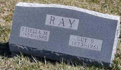 RAY, ESTELLA M. - Adair County, Iowa | ESTELLA M. RAY