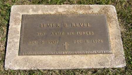 REVEL, ELMER B. - Adair County, Iowa | ELMER B. REVEL