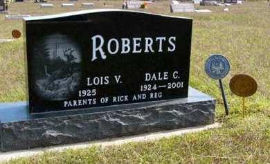 ROBERTS, DALE C. - Adair County, Iowa | DALE C. ROBERTS