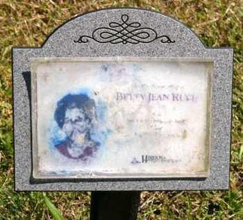 RUCH, BETTY JEAN - Adair County, Iowa | BETTY JEAN RUCH