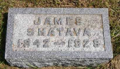 SHATAVA, JAMES - Adair County, Iowa | JAMES SHATAVA